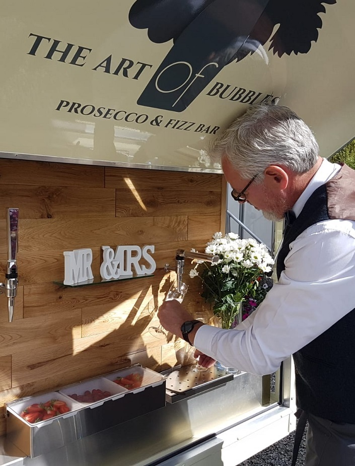Mobile Bar Hire Ireland