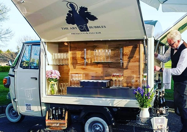The Best Prosecco Van Ireland